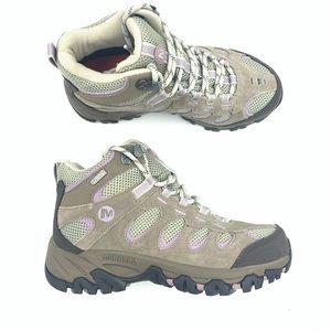 Merrell Ridgepass Mid Waterproof Hiking Boots 5